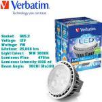 Verbatim LED Lighting 7w