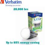 Up to 85% energy saving