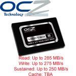 """OCZ SSD 2.5"""" SATA2 90G Vertex 2 285M/s MLC SATA2"""