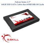 "G.Skill 2.5"" Solid State Drive (SSD) 64GB [FALCON] FM-25S2S-64GBF1"