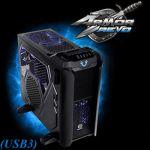Thermaltake Black Chaser MK-I Full Tower Chassis (USB3)