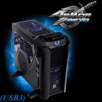 Thermaltake Black Chaser MK-I Full Tower Chassis (USB3)