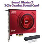 Creative Sound Blaster Z PCIE Sound Card