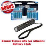 Tecxus Rebellight X90 LED Torch - PROMO
