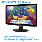 "Viewsonic 20"" VA2037A LED Monitor"