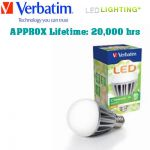 Verbatim LED Lightbulb 10W E27