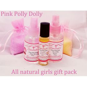Natural perfume, body spray, Girls Gift Set pillow spray