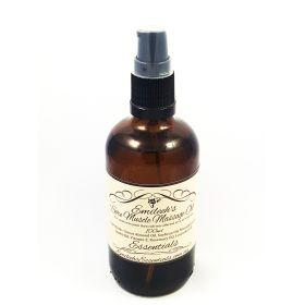 Sore Muscle Massage Oil 100mls