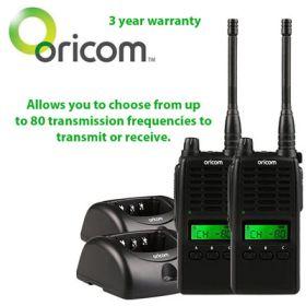 UHF5500-2 Handheld CB Radio